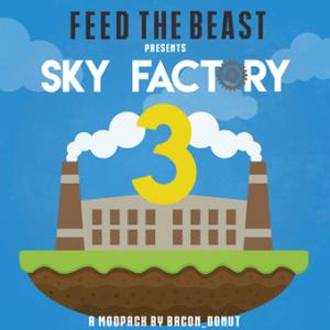 FTB Skyfactory 3 (1 10 2) – MineWonderLand